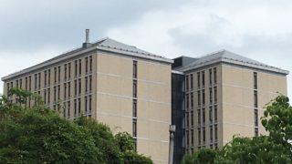 早稲田キャンパスに謎の煙突
