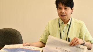沖縄をめぐるデマやフェイクにどう対処するか  琉球新報編集局長(当時)の普久原均氏に聞く