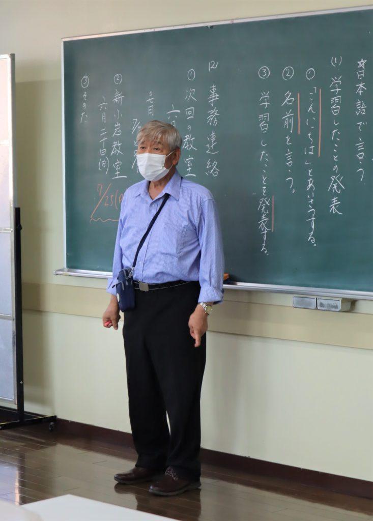 「なかよし」の代表を務める浦山太市さん(72)=2021年6月12日、金子祥子撮影