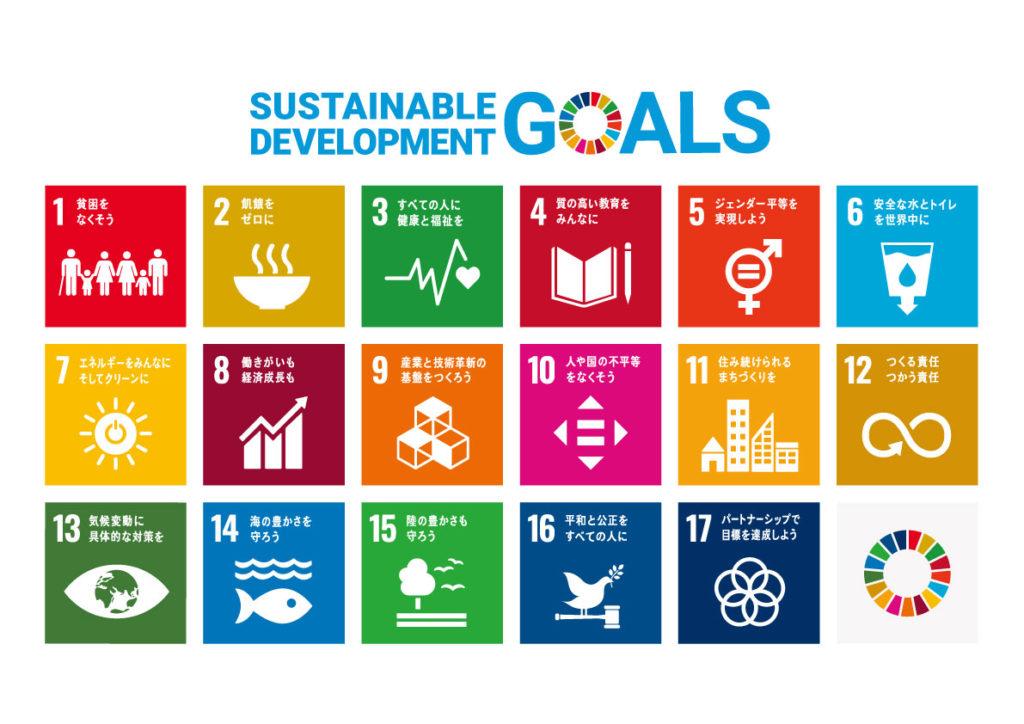 SDGsアジェンダ
