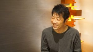 インタビュー時の伊藤孝さん