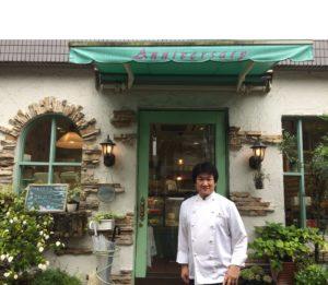 本橋社長とAnniversary早稲田店