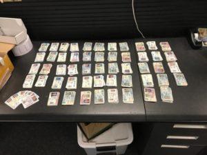 CBP Louisville Seizes More than 5,000 Fake IDs