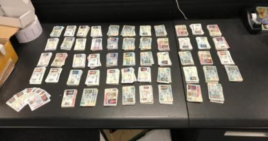 CBP Louisville Seizes More than 5,000 Fake IDs